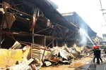 VN-Index down, blaze burns Rang Dong shares