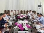 Russian enterprise wants to build power plant in Ninh Thuan