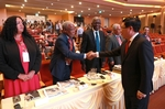 Viet Nam and Middle East, Africa have more rooms to expand co-operation