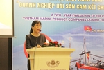 VN seafood industry work hard to combat illegal fishing