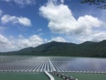 Hydro-floating solar farms: new opportunity for VN's renewable energy