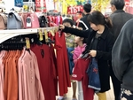 Retail sales hit four-year high