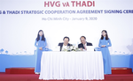 Thadi buys 35% in farm company Hung Vuong