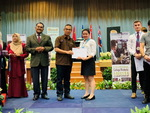 Vietnamese student wins International College Students' Barista Championship