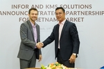 KMS Solutions ties up with US's Infor for warehousing, financial solutions