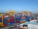 Fierce competition forecast between ports