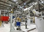 More companies invest in robot production as demand rises
