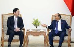 PM pledges optimal conditions for Samsung's hi-tech projects