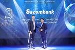 Sacombank, CEO win Corporate Excellence Award, Master Entrepreneur Award in Asia Pacific