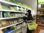 Demand for organic farm producerising in Viet Nam