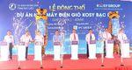 Work begins on $345 millionwind farm in Bạc Liêu
