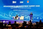 Digitalisation, sustainable and inclusive growth discussed at ASEAN Summitconference