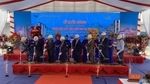 USI kicksoff construction ofelectronic board manufacturing and assembly plant in Hai Phong