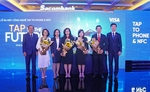 Sacombank, 1st in Viet Nam to deploy Tap to Phone and NFC technologies