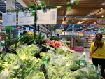 Prices of fruit and vegetables increase sharply