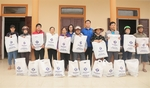 Shinhan Bank joins relief efforts for disaster-hit central Viet Nam