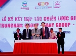 Trung Nam Group and Sany Group team up