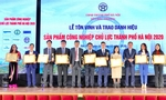 Ha Noi honours key industrial products
