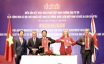 Viet Nam-UK announced conclusion of free trade talks
