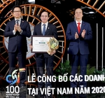 HDBank named among Top 10 Sustainable Businesses in VN