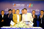 FPT and Thien Longsign digital transformation consulting contract