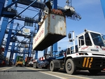Trade surplus hits$19 billion, highest since 2016