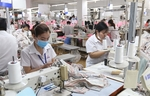 Textile, rubber-plastic brace for raw material shortage