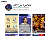 Ministries set up TikTok account about COVID-19