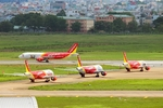 Vietjet slashes 50% off price of tickets on all routes across Asia
