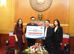 FrieslandCampina Viet Nam donates $85,450 to fight against COVID-19