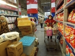 Ha Noi faces no shortage of goods for isolation order