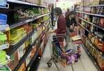 Retail sales, service revenues up in two months