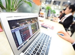 Shares may move sideways on increased selloff and profit taking