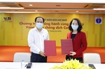 VUS donates masks, scholarships to healthcare staff