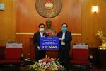 Samsung Vietnam donates VND10 billion to COVID-19 prevention