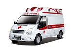 Ford to hand over negative pressure ambulance to National Hospital for Tropical Diseases