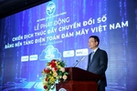 Data must stay in VN: information and communications minister