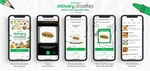 Grab's Delivery Doodles magically turns children's drawings into food orders with AI
