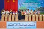 Shinhan Bank supportsMekong Delta residents