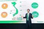 Heineken Vietnam sets sustainability development vision for 2025