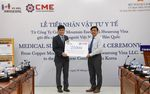 Medical supplies handed over to Vietnamese community in South Korea