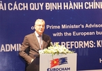 Administrative reforms would help unlock EVFTA's potential: EuroCham