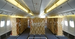 Emirates offers additional cargo capacity on aircraft with modified Economy Class cabins