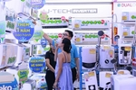 Sales of household appliances soar during 'National Sales Promotion Month'