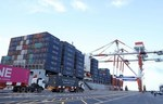 Cargo handled at seaports maintains growth