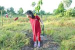 Students plant trees insouthern nature reserve