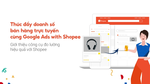 Shopee teamed up with Google
