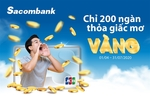 Five more JCB cardholders win 9999 gold in Sacombank lucky draw