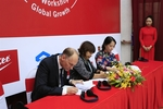 Deals signed to promote links between local supporting industries, global supply chain