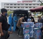 La Vie donates 100,000 litresof waterto support medical facilities in Da Nang